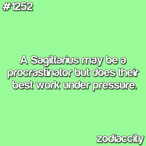 Ain't that the truth...*as my writing homework still sits on my table, not done yet due tomorrow...*