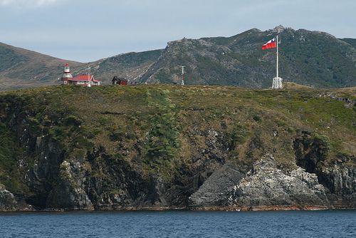 Faro del Fin del Mundo, Chile.