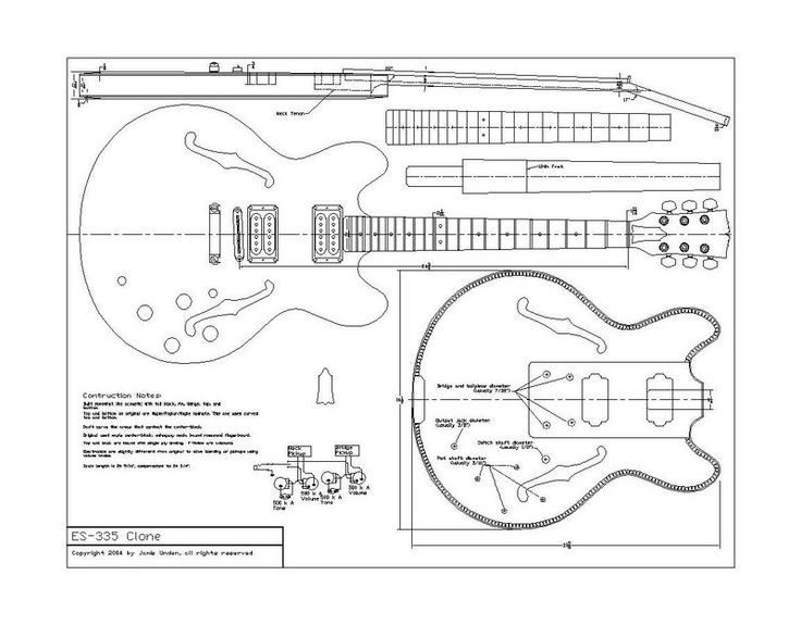 Wiring Harness For Epiphone Dot : Es wiring harness amazon fender diagram