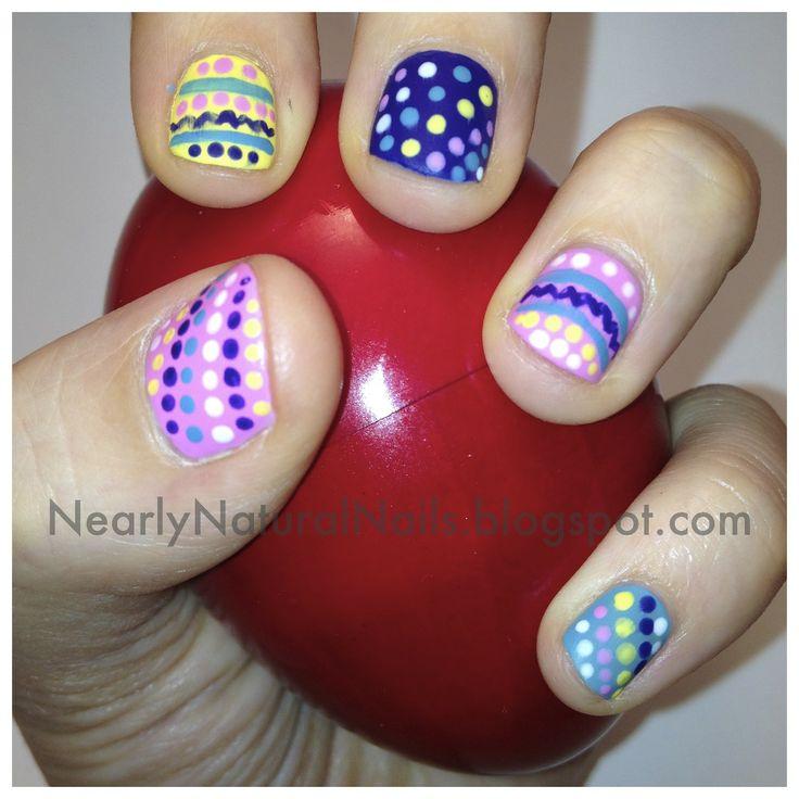 28 best Easter Nail Art images on Pinterest | Easter nail art ...