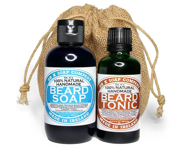 All+Natural+Beard+Care+Gift+Set+For+Men+For+Him+by+drksoapcompany,+€19.95