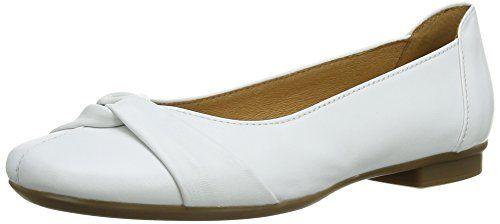 Gabor Shoes 04.111 Damen Geschlossene Ballerinas, Weiß (21 weiss), 37 EU - http://on-line-kaufen.de/gabor/37-eu-gabor-shoes-04-111-gabor-damen-geschlossene-3