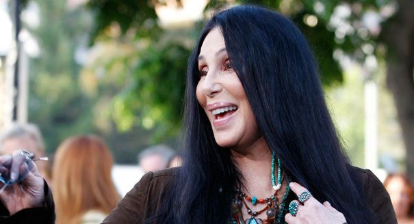 Cher freaks out about Mitt Romney - POLITICO
