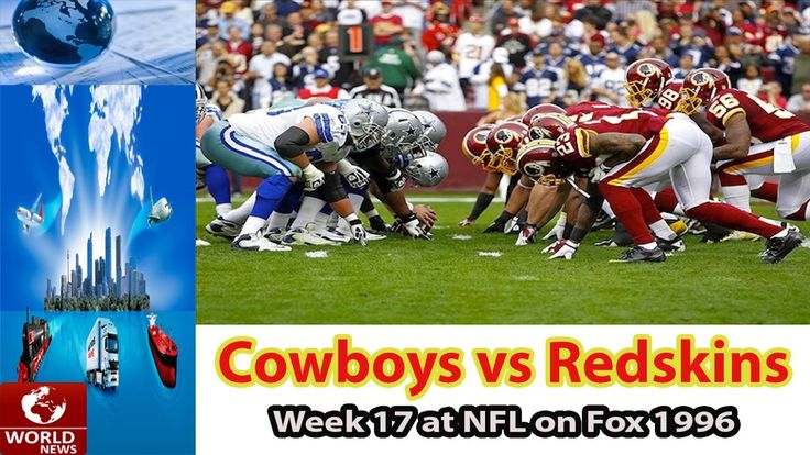 Today head news - Replay Dollar Cowboys vs Redskins week 17 at NFL on Fo...