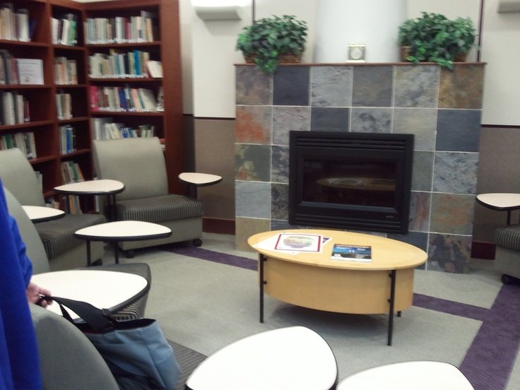 The Fireplace, A Flexible, Interactive Learning/meeting Space At University  Of Dayton. Part 61