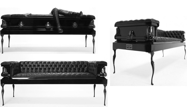 Coffin Sofa Chairs I Want Pinterest Sofas