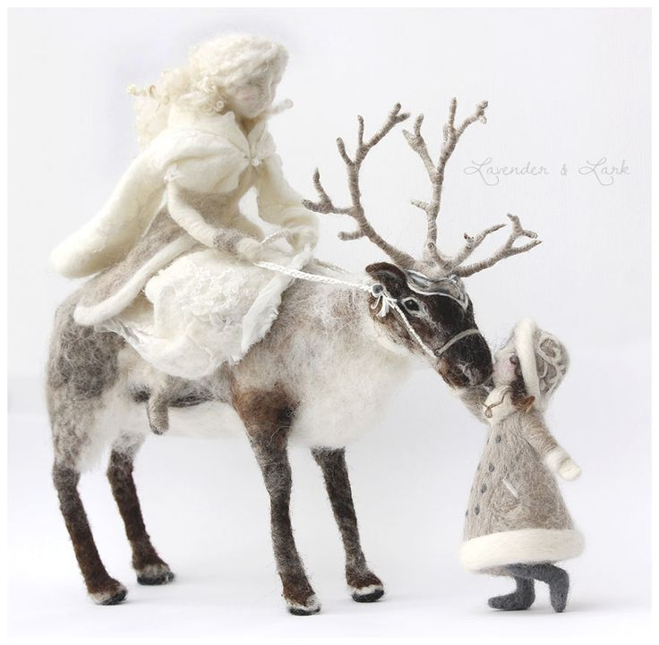 The Snow Queen will be available via auction on Dollectable December 1st at 7PM EST.