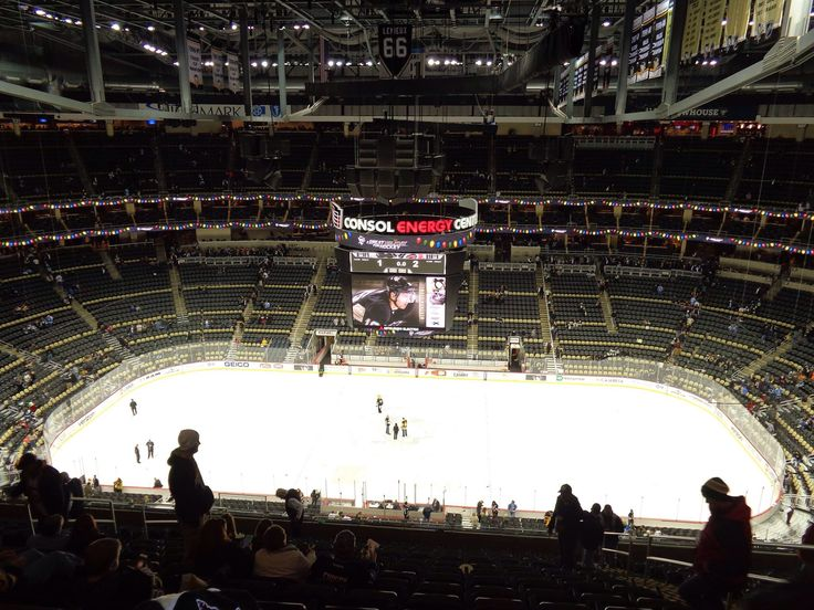 Consol Energy Center, Pittsburgh