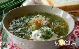 Суп закарпатский со свежей капустой
