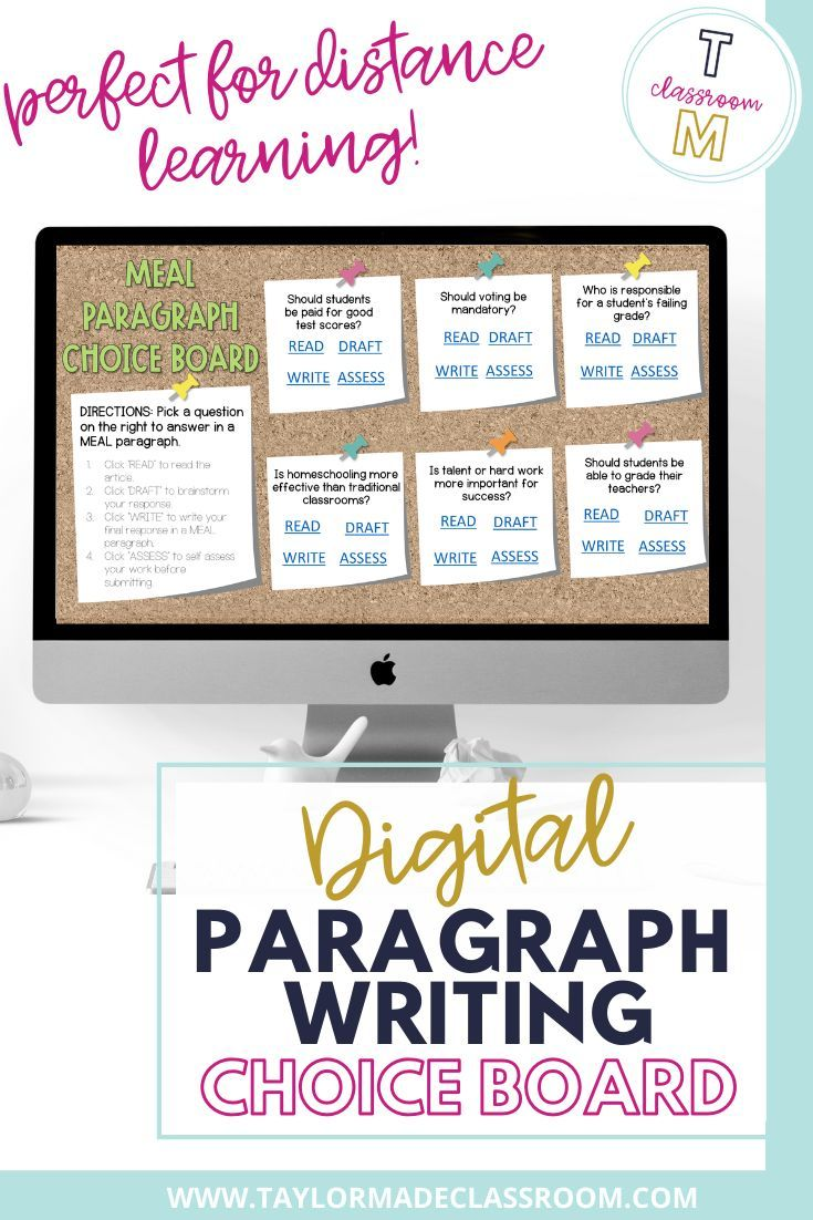 The Paragraph Writing Assignment Your Students Will Actually Want To Do In 2020 Paragraph Writing Paragraph Writing Activities Paragraph Writing Worksheets