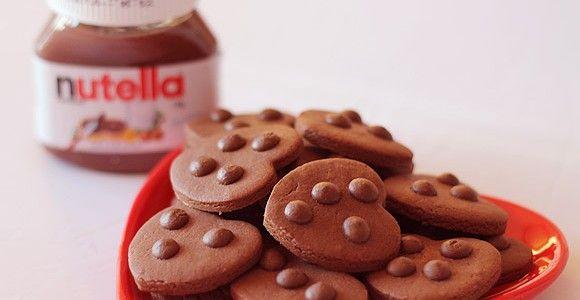 Receitas Supreme – Receita de Cookies de Nutella