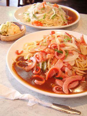 名古屋めし特集 タバスコがっつりかけて食べたい あんかけスパゲティ