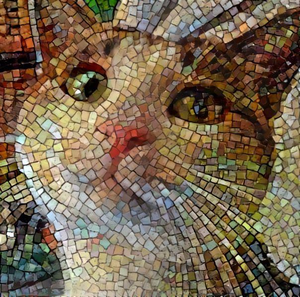 my boy*(deepdreamgenerator.com) | мозаика | Mosaic art ...