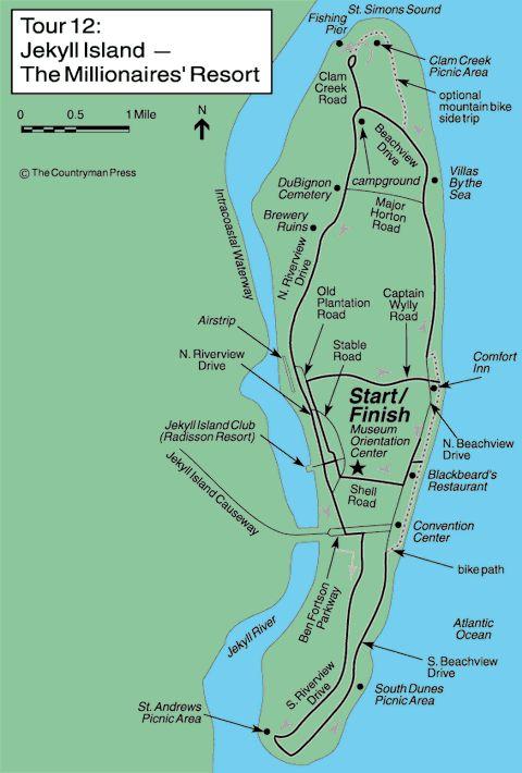 Bike Paths - Jekyll Island, Georgia. Love that I live here...we plan on doing this again soon.