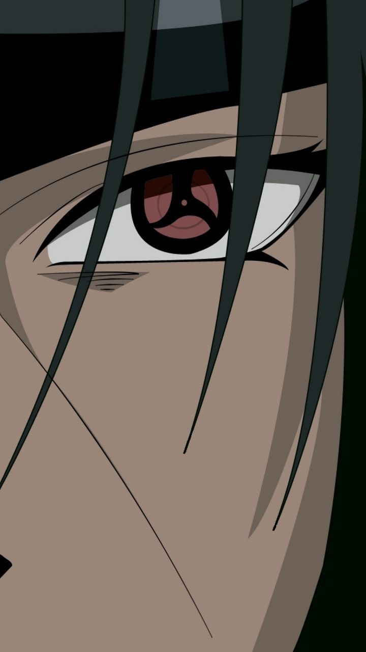 720x1280 Wallpaper Naruto Akatsuki Uchiha Guy Bangs Close Up