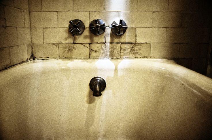 the tub