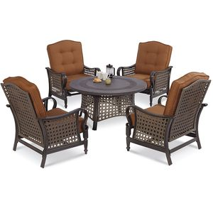 Monterey Bay 5 Piece Chat Set SKU: 7028640 · Orchard SupplyOutdoor ...