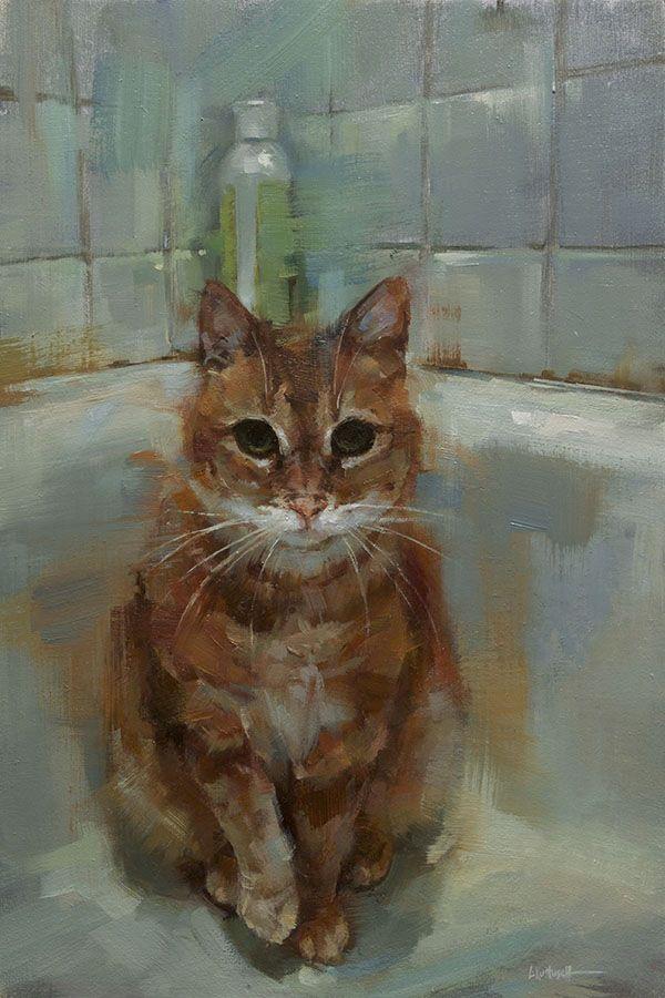 The Tub, by Lindsey Kustusch