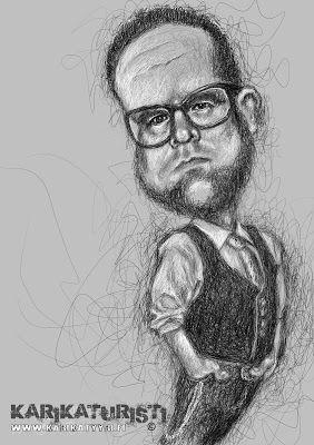 Karikaturisti: Kaarle Viikate