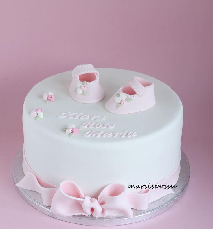 Marsispossu: Nimiäiskakku, Naming Day cake