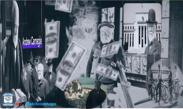 كيف أصبح أندرو كارنيغي أغنى رجل في العالم أندرو كارنيغي مهما بلغت ثروة أغنى رجال العالم فإنها لا تحتسب Fictional Characters Character