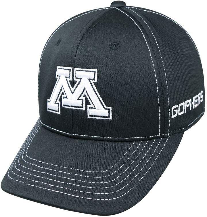 purchase cheap 730a1 95ee0 Adult Top of the World Minnesota Golden Gophers Dynamic Performance One-Fit  Cap   Products   Minnesota golden gophers, Fitted caps, Top of the world