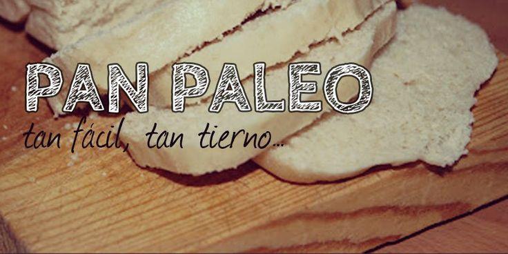 Pan paleo - 6 claras de huevos camperos – 1 vaso de harina de almendras – 1 cucharadita de bicarbonato