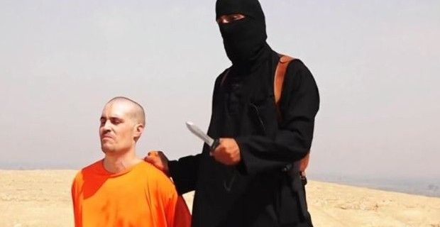 EXPERTS: JAMES FOLEY BEHEADING VIDEO LIKELY FAKE Forensic analysis confirms Infowars investigation that footage was staged as war propaganda