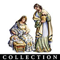 The Silent Night (Notte Silenziosa) Nativity Collection