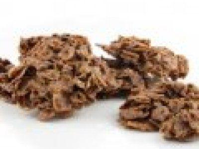 Receta de Enjambre de Cereal con Chocolate