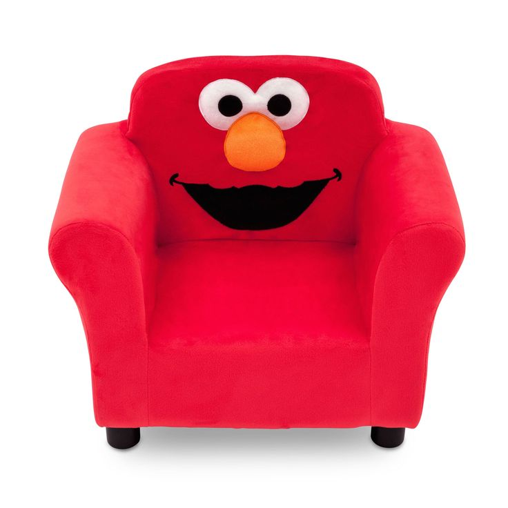 Delta Children Sesame Street Elmo Upholste Chair
