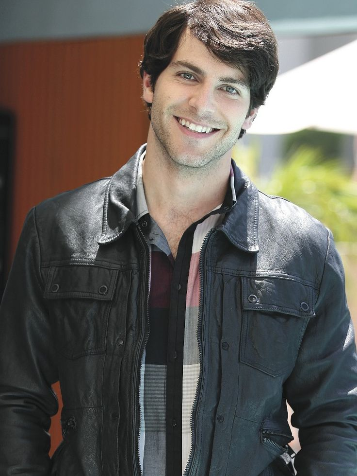 David Giuntoli, aka the Grimm.