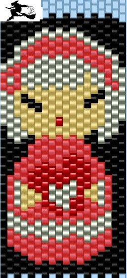 Free Pattern: Far Easter Ladies featured in Bead-Patterns.com Newsletter!