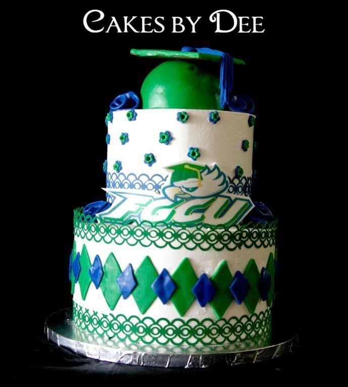 Cake Design University : 22 best images about FLORIDA GULF COAST UNIVERSITY on ...