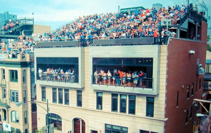 Wrigley Field Rooftop Owner Indicted on Charges of Fraud
