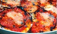 ⇒ Bimby, le nostre Ricette - Bimby, Contorno, Melanzane Alla Parmigiana Non Fritte