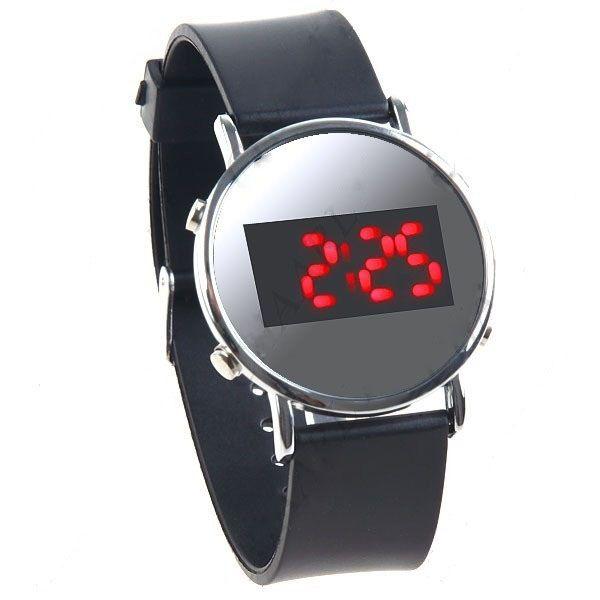 MW-7044  LED Quartz  Watch with Round Dial-Unisex #mechanical #man #watch #wristwatch #menwatch #malewatch #quartzwatch #rhinestone #fashion #famousbrand #brandwatch #watchfashion #brand #famous