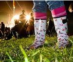 Festival Wellies for Women and Men for Summer 2014 Latest hunter and Joules Boots