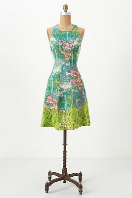 Tracy Reese for Anthropologie: Tracy Reese, Tracyreese, Impressionist Frock, Fashion, Anthropology, Style, Revisited Impressionist, Dresses