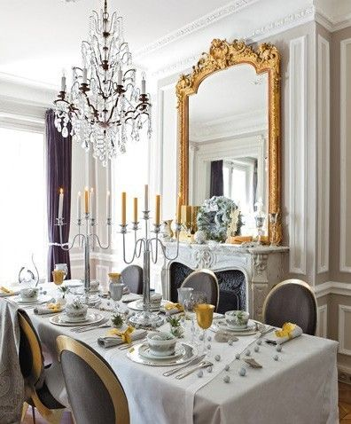 Best Dco Classique  Classical Decor Images On   Elle