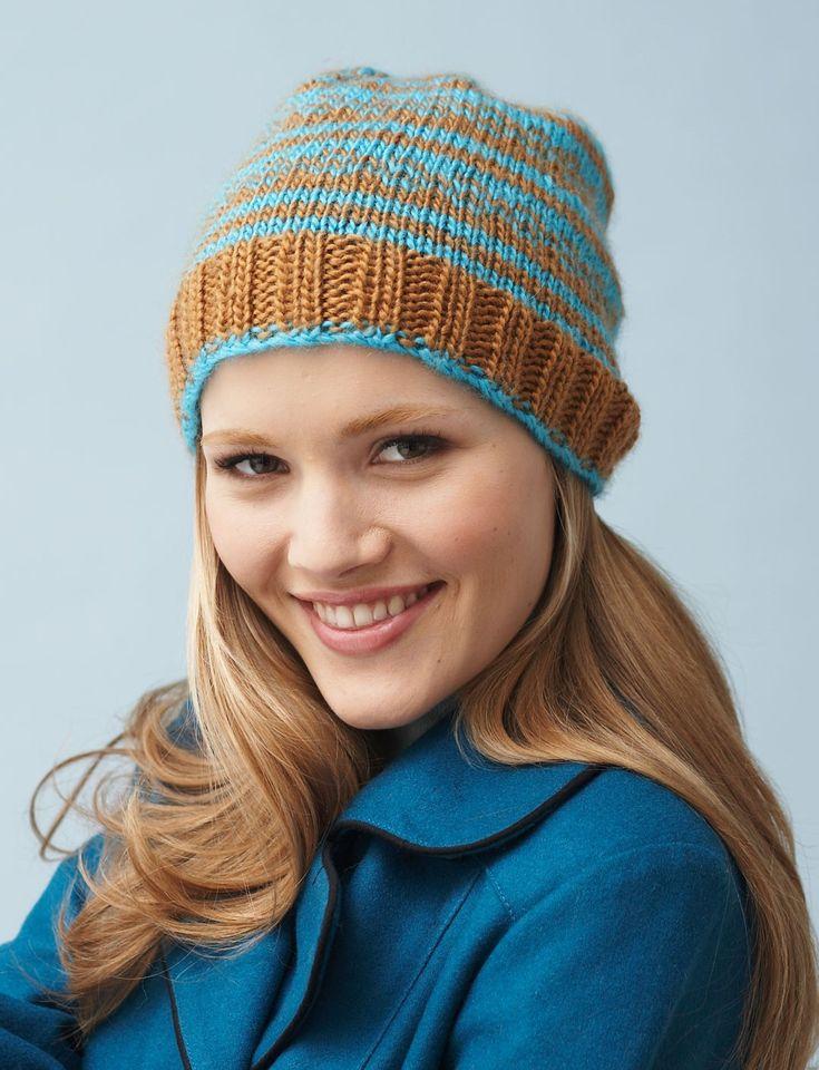 Ravelry: Fair Isle Earflap Hat pattern by Elaine Phillips ...