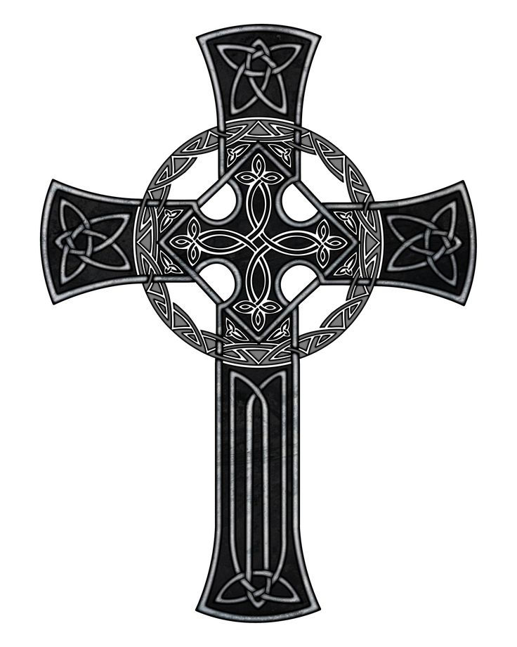 17 Best Ideas About Celtic Cross Tattoos On Pinterest