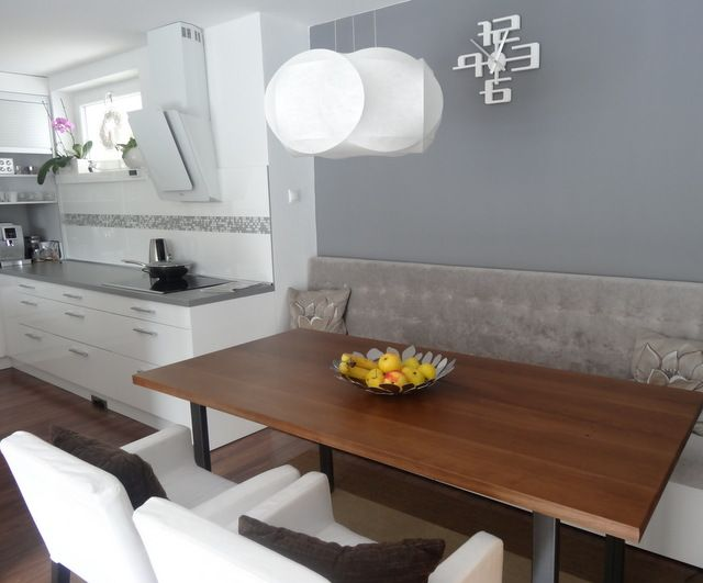 IKEA Hackers Luxury Dining Seat Out Of A Besta TV Bench Also Table