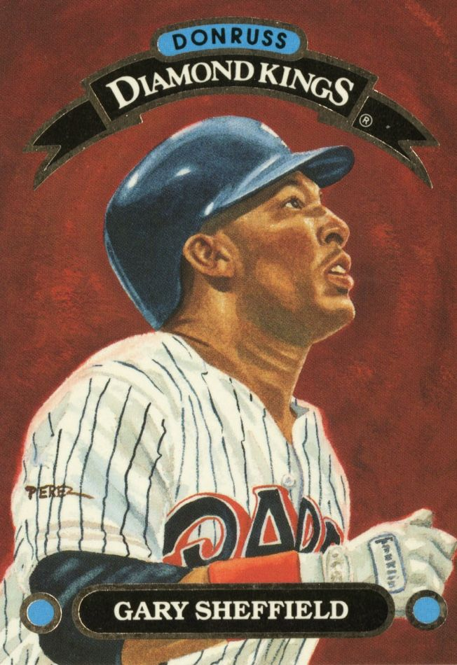 Pin By Lonnie Stephens On Donruss Diamond Kings Baseball Trading Cards Baseball Cards Baseball Players