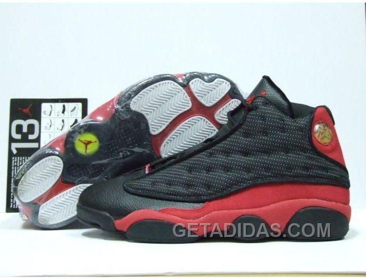 https://www.getadidas.com/air-jordan-13-retro-black-true-red-authentique.html AIR JORDAN 13 RETRO BLACK TRUE RED AUTHENTIQUE Only $68.00 , Free Shipping!