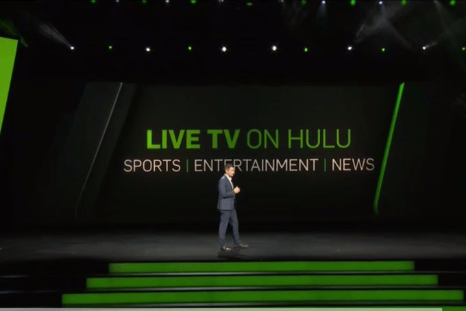 Hulu scores deal with NBCU for its live TV service, will now carry all four major broadcast networks - http://www.sogotechnews.com/2017/05/01/hulu-scores-deal-with-nbcu-for-its-live-tv-service-will-now-carry-all-four-major-broadcast-networks/?utm_source=Pinterest&utm_medium=autoshare&utm_campaign=SOGO+Tech+News