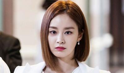 Model Rambut Pendek Artis Korea Modelemasterbaru Rambut Pendek Rambut Lurus Gaya Rambut Bob