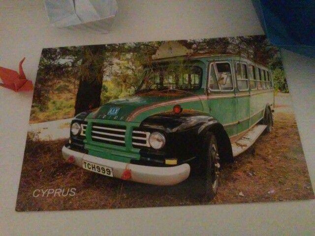 #Весточка #кипр #открытка