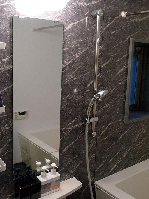 百均ダイヤモンドパッドの威力と浴室鏡の簡単ピカピカキープ法 | おのぼり主婦の暮らす見聞録