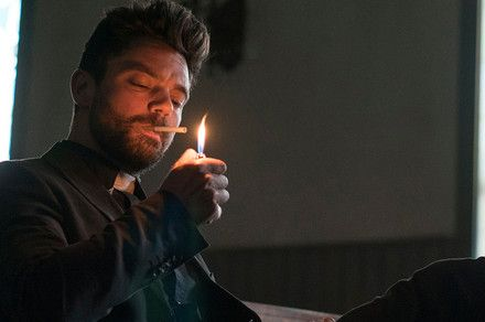 awesome Preacher 101: Four things you might not know about AMC's brutal new series